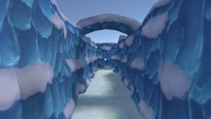 VR Maze: Frozen Lands
