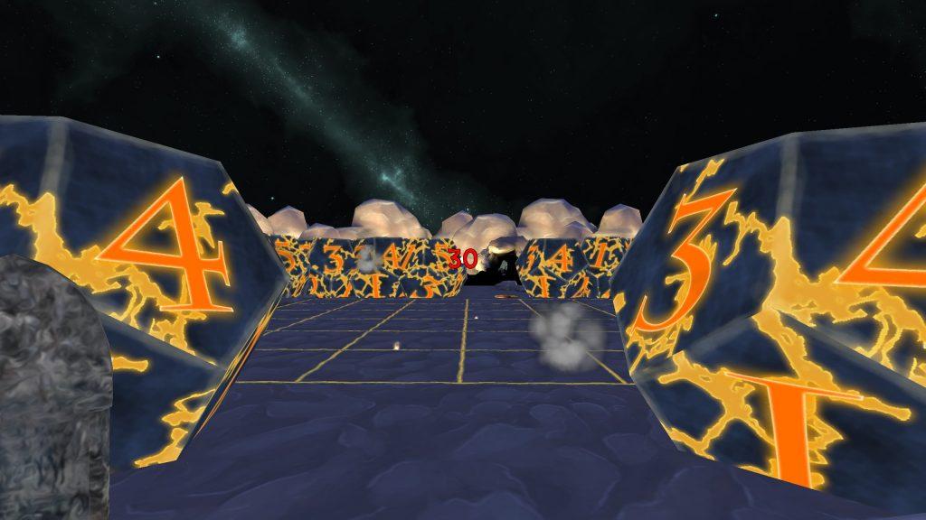World of Mazes - Chapter 2 - Screenshot - Path of No Return