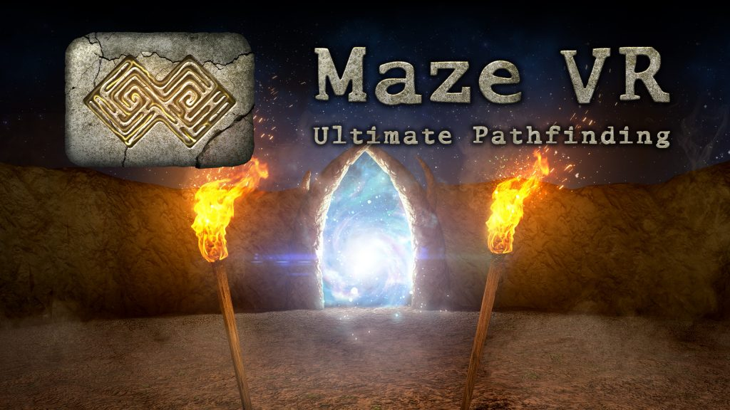 Maze VR: Ultimate Pathfinding