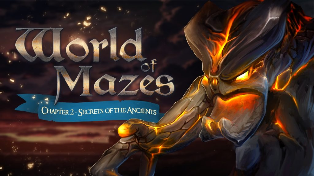 World of Mazes - Chapter 2 - Secrets of the Ancients